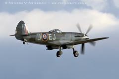 7332 Spitfire NV268 (photozone72) Tags: canon canon7dmk2 canon100400f4556lii 7dmk2 aviation aircraft duxford iwmduxford spitfire warbirds wwii