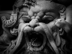 """suggestion est potentia"" (Sebastiano Milardo Ph www.sebastianomilardo.it) Tags: roma bernini fontana rome italy art statua bellezza beauty 2018 sebastianomilardo olympus piazzanavona"