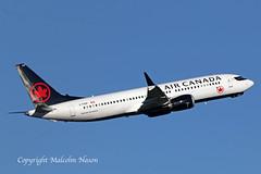 B737 MAX8 C-FSIP AIR CANADA (shanairpic) Tags: jetairliner passengerjet b737 boeing737 max8 shannon aircanada cfsip