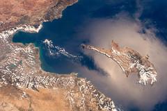 Cyprus | Zypern (Astro_Alex) Tags: earthobs syria cyprus desert tweeted