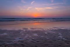 beautiful sunset in Zandvoort (Jana`s pics) Tags: zandvoort holland niederlande sunset sonnenuntergang sommer summer vacation ferien reise travel urlaub beach strand beachflair sand meer ocean nordsee northsea water wasser sonner sun himmel sky colorful farbenfroh
