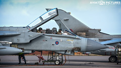 Cockpit Checks (Aviation-Pictures.co.uk) Tags: panavia tornado jet bomber air force aviation pictures military dan foster