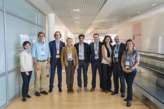 ESMO 2018 - Meeting of the Publishing Working Group (European Society for Medical Oncology) Tags: esmo 2018 congress munich day4 cancer meeting publishing working group
