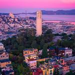 San Francisco Sunrise Colors thumbnail