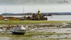 Ile de Bréhat (sigi-sunshine) Tags: pointedelarcouest paimpol bretagne atlantik atlantique meer leuchtturm bréhat insel ile ebbe boot fähre blumeninsel