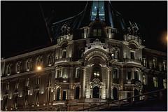 22-UN BELLO EDIFICIO DE BUDAPEST (--MARCO POLO--) Tags: ciudades rincones nocturnas edificios arquitectura