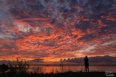 Sunset over Lake Washington (Michael Seeley) Tags: 2018 canon electionday florida lakewashington lovefl melbourne mikeseeley sunset
