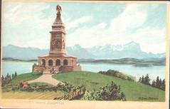 Diemer_Bismarckturm_Zugspitze (skaradogan) Tags: michael zeno diemer