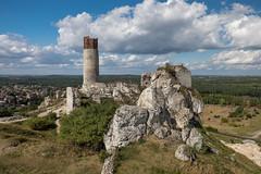 _DSF0862-2 (Kornelka, Natalka oraz Wiktor) Tags: olsztyn zamek olsztynie juromania 2018 castle