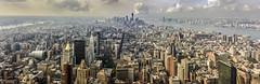 Manhattan (jesussanchez95) Tags: nuevayork panorámica newyork manhattan city landscape urbanlandscape paisajeurbano skyscraper