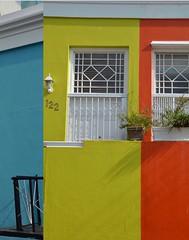 3-Thirds (Abstract Stripes Series) (Klaus S. Henning) Tags: abstract series abstrakt klausshenning klaus s henning structure struktur cape town bokaap color farben drittel thirds three drei teilung split