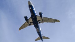Aurora Airlines A319 VP-BDM (Zhuravlev Nikita) Tags: spotting elizovo kamchatka uhpp airbus a319 319 aurora