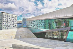 Oslo Opera and ballet house, inside. (jackfre 2) Tags: oslo norway operahouse ballethouse inside