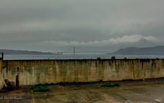 Recreation yard (Dimitri_Stucolov) Tags: goldengate alcatraz recreationyard prison sanfrancisco bay california usa nationalpark gloomy clouds