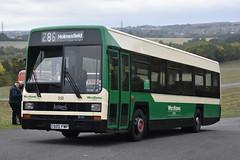 West Riding Buses 252 (Ash Hammond) Tags: leylanddemonstrator sheffielddistrict westriding arrivayorkshire leylandlynx 252 c920fmp