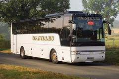 Grindle, Cinderford (GL) - NDD 833 (E13 BUS, WE53 BUS) (peco59) Tags: ndd833 we53bus e13bus daf sb4000 vanhool alizee grindlecinderford grindlescoaches psv pcv westbus coach westbushounslow mortonlittlelondon mortonchineham mortonstravel