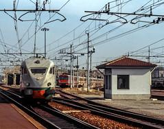 FS ETR 234 (maurizio messa) Tags: etr elettrotreno lombardia yashicafxd mau bahn ferrovia treni trains railway railroad