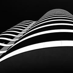 Building Abstarct #95 (Joseph Pearson Images) Tags: building abstract architecture london square blackandwhite mono bw stantonwilliams riverwalk artinbw