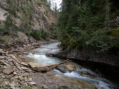 Johnston Canyon (helenmurray5) Tags: alberta canada johnstoncanyon johnstoncreek lowerfalls mystarryfalls upperfalls