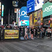 Times Square Advertising Overload, New York