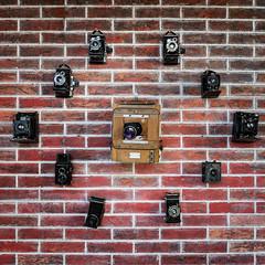 Russian cameras Clock (elebelleguy) Tags: 2470mm actaha ancien architecture asia asie astana boitier camera canon canonef2470mmf40lisusm canoneos6dmarkii hardware kazakhstan matérial objectif voyages f4 lens