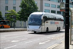 Edwards Coaches BN64FKY (welshpete2007) Tags: edwards coaches volvo bn64fky