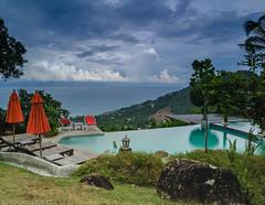 Koh Samui, Thailand (Rickard Brandt) Tags: relax relaxing cloud sky sun
