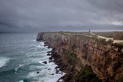 Sagres (Finn-b) Tags: algarve cliffs curtainfortress lighthouse portugal sagres