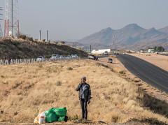 Seule ( Philippe L PhotoGraphy ) Tags: africaine woman femme fille afrique namibie windhoek khomasregion na afric namibia désert etosha fauve dunesoiseaux rapace philippelphotography