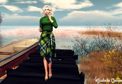 Where is autumn (Isabelle Cheren) Tags: virtualreality isabellecheren virtualworld secondlife equal10 maitreya catwa semotion valentinae