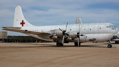 Boeing 367 C-97G Stratofreighter 52-2626 in Tucso (J.Comstedt) Tags: aircraft flight aviation air aeroplane museum airplane us usa planes pima space tucson az boeing 367 c97 stratofreighter usaf 522626 hbily