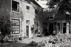 Saturday morning sunshine in Haarlem (Holland)
