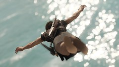 The Dive (nicksoptima) Tags: diving water ps4 screenshot assassins creed odyssey ubisoft
