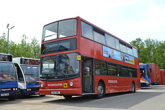 Stagecoach Cumbria & North Lancashire 17017 S817BCW (Will Swain) Tags: lillyhall depot open day 26th may 2018 bus buses transport travel uk britain vehicle vehicles county country england english north west williamsdigitalcamerapics101 stagecoach cumbria lancashire 17017 s817bcw london