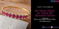 Explore the astonishing range of Bracelets online at tistabene (Tistabene_Jewellery) Tags: onlinejewelleryshopping braceletsonline womenbracelets jewellery imitationjewellery