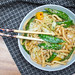 spicy, dinner, oriental, asia, food, dish, meal, chow, noodle, vegetable Top View