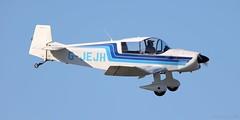 Jodel DR.1050 Ambassadeur G-JEJH Lee on Solent Airfield 2018 (SupaSmokey) Tags: jodel dr1050 ambassadeur gjejh lee solent airfield 2018