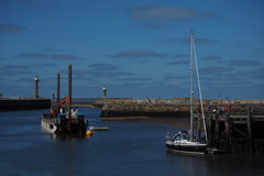 Hafen Whitby (Pico 69) Tags: hafen boote segelschiff england whitby pico69 sommer himmel natur landschaft