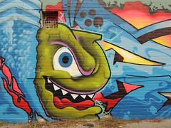 2018 10 17 - JOMO - DSCN9905 (Modern Architect) Tags: jomo missouri joplin graffiti art alley
