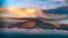 Pikes Peak, Colorado (Joe Hayhurst) Tags: pikespeak colorado mountain rockymountains rockies usa landscape nikon d610 autumn sunrise dawn