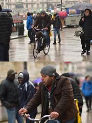 [La Mia Città][Pedala] (Urca) Tags: milano italia 2018 bicicletta pedalare ciclista ritrattostradale portrait dittico bike bicycle nikondigitale scéta 11596