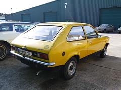 Opel Kadett City 1975-1977 (929V6) Tags: c1 oldtimerbeursweelderavels2018
