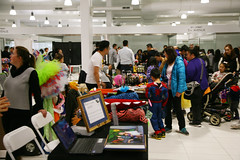 New Horizon Mall hosts Halloween and Fall Festival