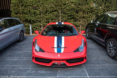 458 Speciale (Nico K. Photography) Tags: ferrari 458 speciale red rare supercars nicokphotography switzerland andermatt