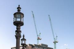 Lamp and Crane (separatesunsets) Tags: edinburgh old oldtown sandstone scotland tourism uk culture travel