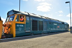 50006 'Neptune' (stavioni) Tags: class50 hoover diesel rail railway train locomotive 50049 50007 50011 50006 centurion hercules neptune defiance