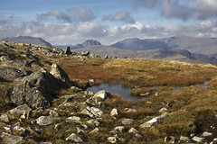 Tryfan from Siabod (kbee693) Tags: thisimageiscopyrighted siabod snowdonianationalpark mountainwalk tryfan northwales canoneos6d