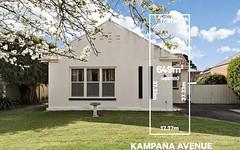 3 Kampana Avenue, Glenelg North SA