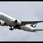 B777-267 | Cathay Pacific | B-HNL | HKG thumbnail