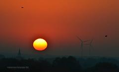 Magnificent October Sunrise (EXPLORE) (Amberinsea Photography) Tags: sunrise sun landscapephotography landscape nature naturephotography halmstad sweden beautiful amberinseaphotography autumn sky explore explored